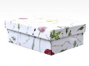 Small Floral Gift Box