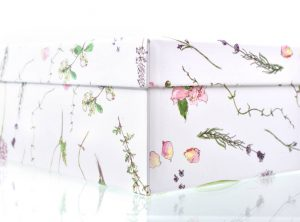 Large Floral Gift Box