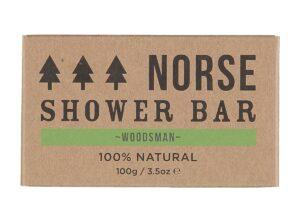 Norse Shower Bar