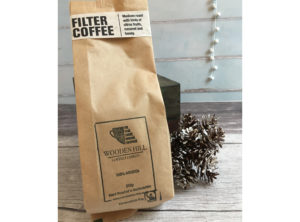 Wooden Hill Coffee Company 100% Arabica Filter Coffee