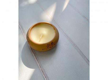 St Eval Terracotta tea lights