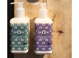 Floral Twist New Ewe Hand Lotion
