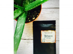 MÉLUSINE Silk Bath Soak