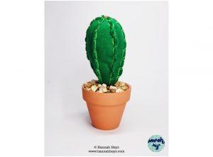 Handmade Mini Cactus