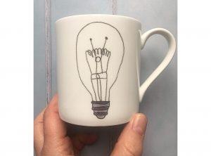 My Thinking Cup Mug