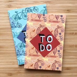 Katie Allen To Do Notebook