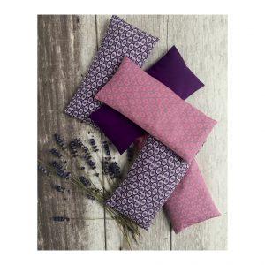 The Lavender House lavender filled eye masks.