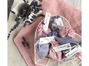 Lavender Bags by The Lavender House