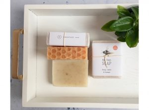 Bee Clean Honey, Lemon & Oatmeal Soap