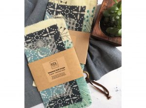 Beeswax Wraps from KICA