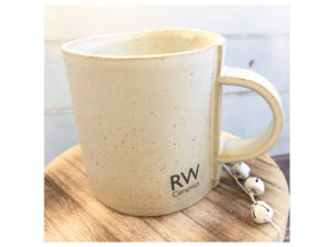 Stoneware Mug by Rebecca Williams Ceramics
