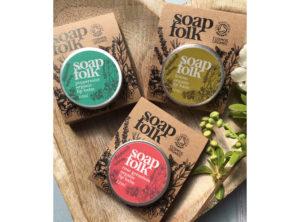 Soap Folk Lip Balm