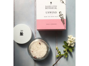 Banks Lyon Botanical 'Unwind' Dead Sea Bath Salts