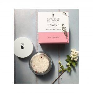 Banks Lyon Botanical Unwind Dead Sea Bath Salts
