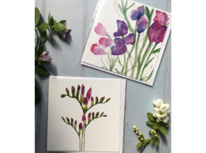 ALice Millin greeting cards.