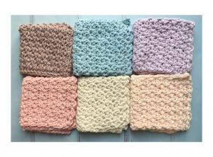 Crocheted Wash Cloths