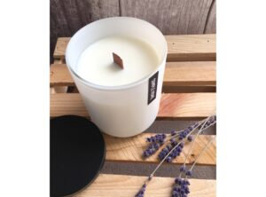 Lavender Candle by Simple Home