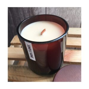 Mango scented candles