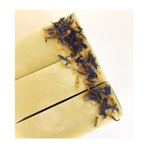 Energise Soap Bar with May Chang & Apricot Kernel Oil, handmade by Butter Bar Soapery.