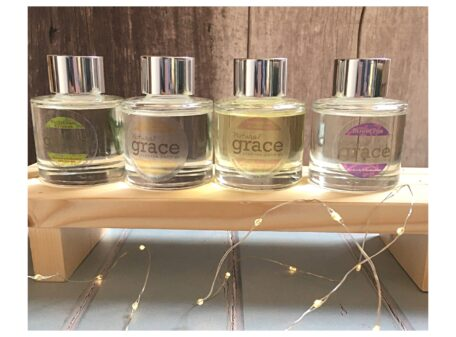 Small Reed Diffusers by Natural Grace Scents