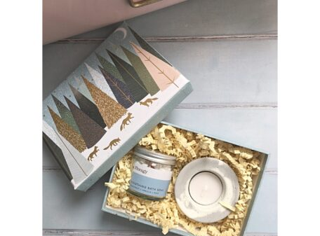 A perfect Scandi style stocking filler gift box for her
