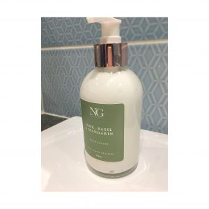 Natural Grace Hand Lotion