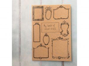 MY book of secret stuff Notebook