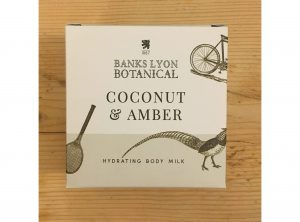 Coconut and Amber Body Milk