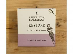 Banks Lyon Botanical 'Restore' Dead Sea Salts