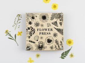 Flower Press by Studio Wald