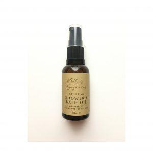Millie's Organics Uplifting Shower & Bath oil