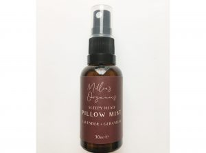 Sleepy Head Lavender + Geranium Pillow Mist