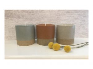 Earth and Sky Candles