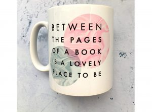 Between the Pages Mug