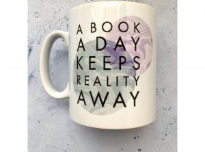 A Book a Day Mug