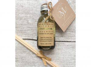 Lavender Essential Oil Reed Diffuser