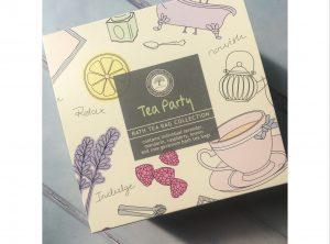 Tea Party Bath Tea Bag Collection