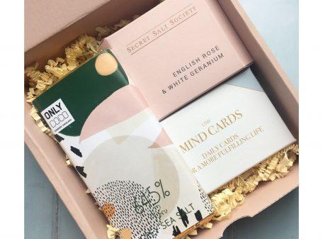 Mindfullness gift box Pause