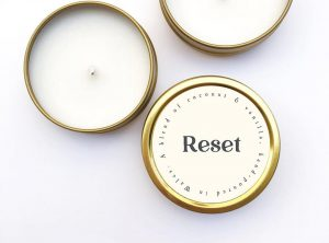 Reset Candle