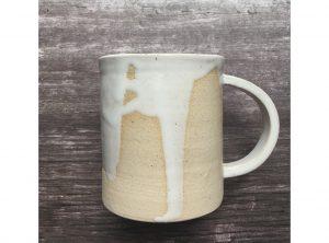 KO Ceramics Cream Mug