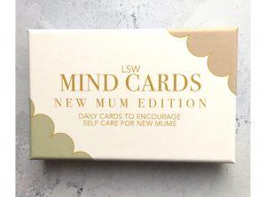 New Mum Mind Cards