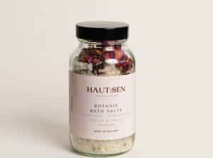 Haut:Sen Botanic Bath Salts – Relax & Calm