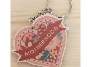 Motherhood Keyring